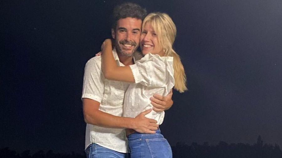 Nicolas Cabre y Laurita Fernandez