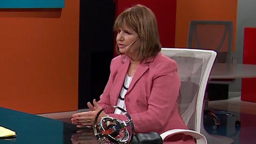 Patricia Bullrich 20210503