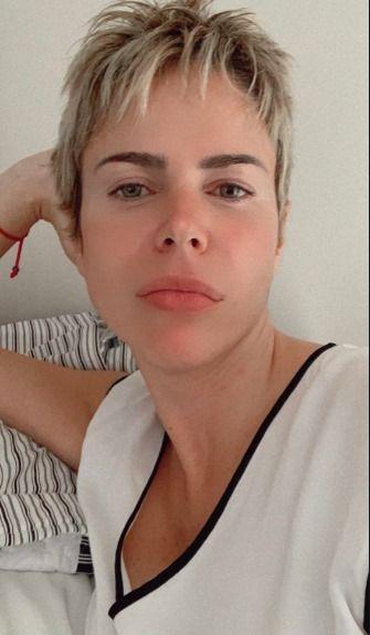 ¡Es otra! El radical cambio de look de Marianela Mirra