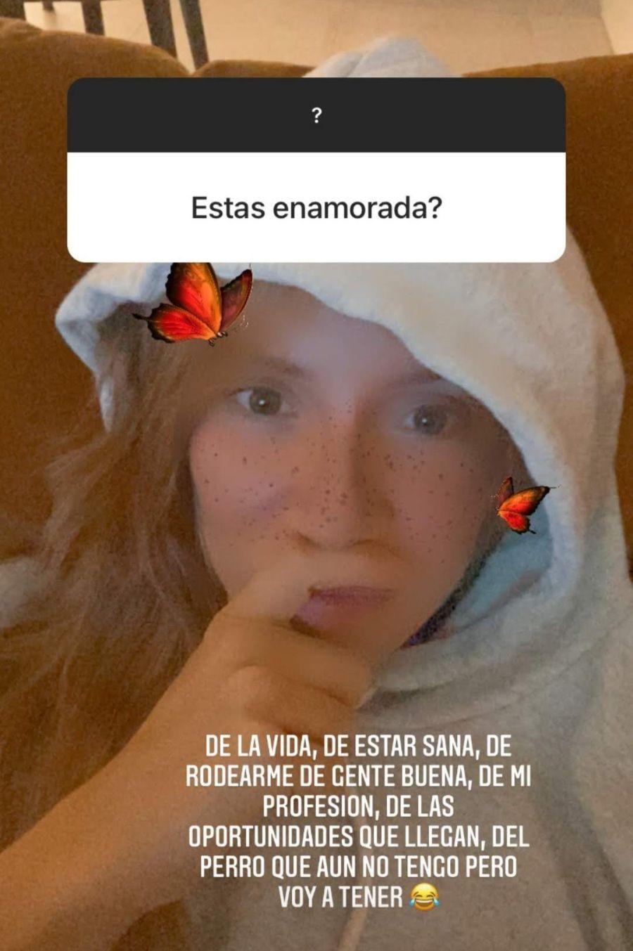 Los mensajes de Laurita Fernández