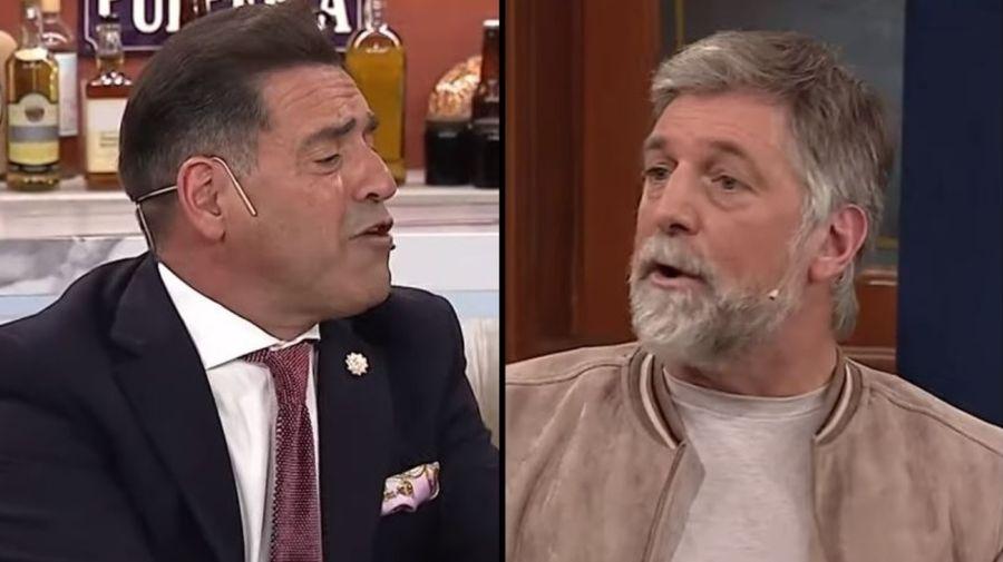 Mariano Iudica y Horacio Cabak