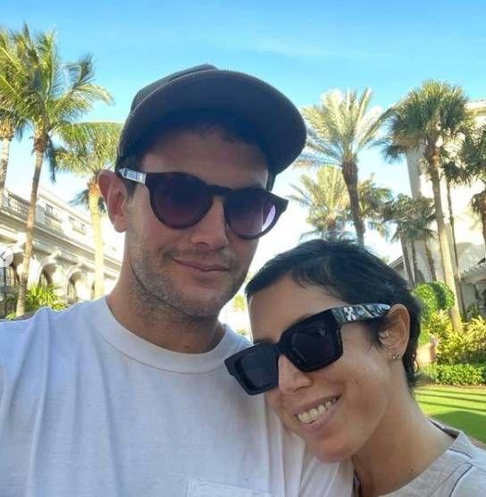 Ricky Sarkany compartió emotivas fotos de Félix, el hijo de Sofía Sarkany