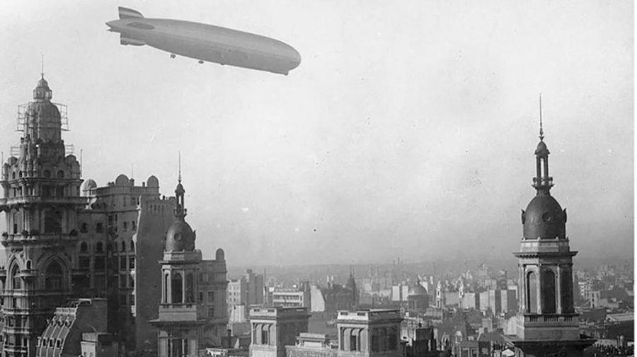 zeppelin Hindenburg 20210504