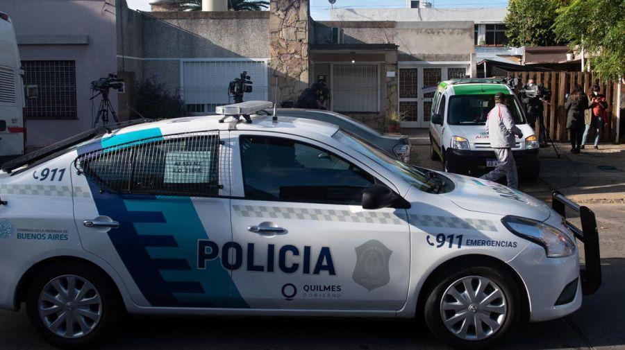 allanamiento del geriátrico de Quilmes 20210505