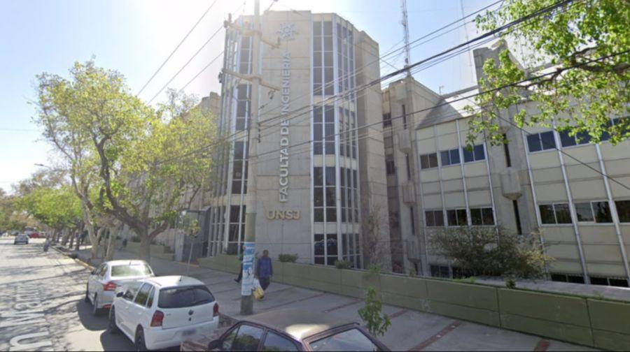 2021 05 06 Oscar Nasisi Decano Facultad de Ingenieria Universidad San Juan