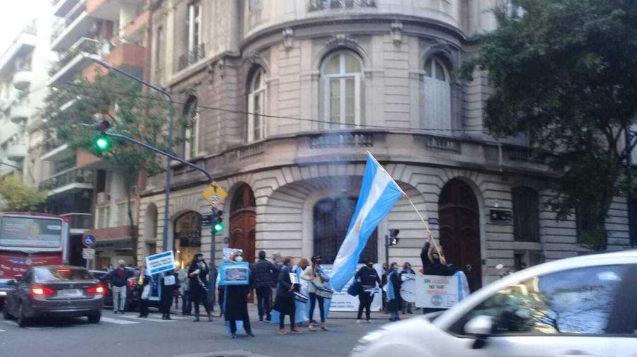 Cacerolazo Cristina Kirchner 20210506