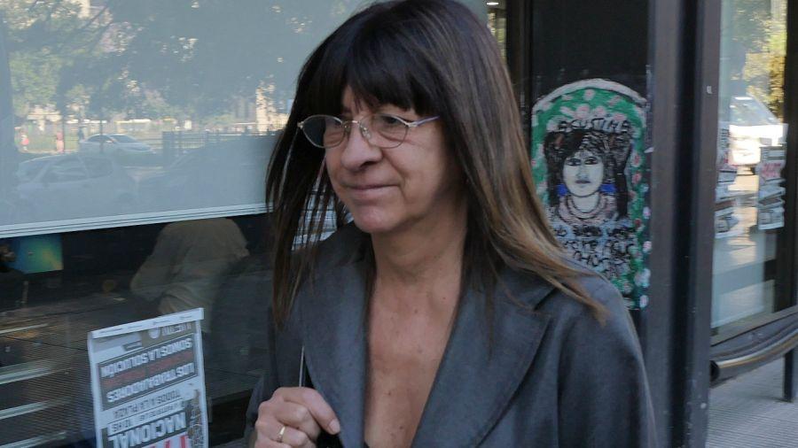 Diana Conti, ex senadora y diputada nacional.