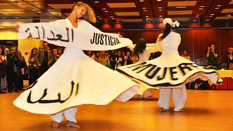 Congreso internacional de feminismo islámico