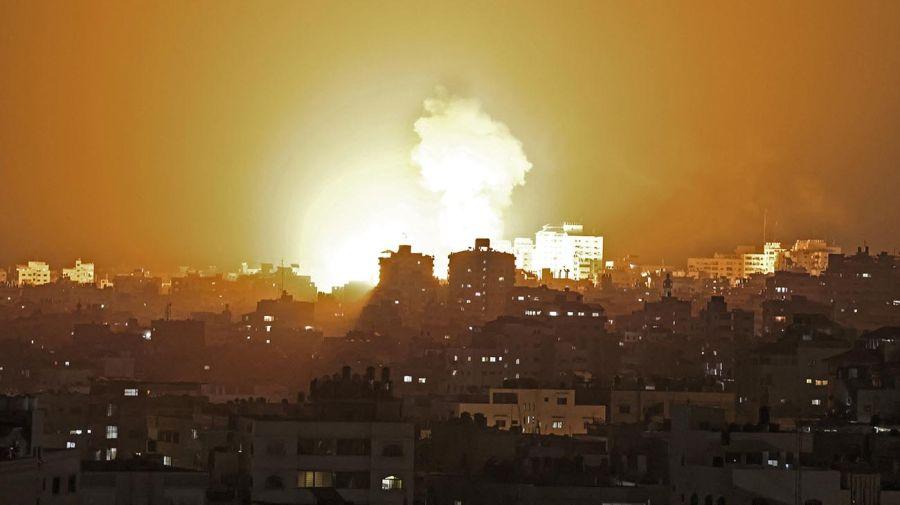 misiles en Jerusalén 20210510