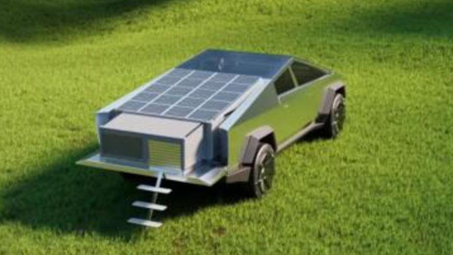 Tesla agota su nueva casa rodante aunque todavía no existe