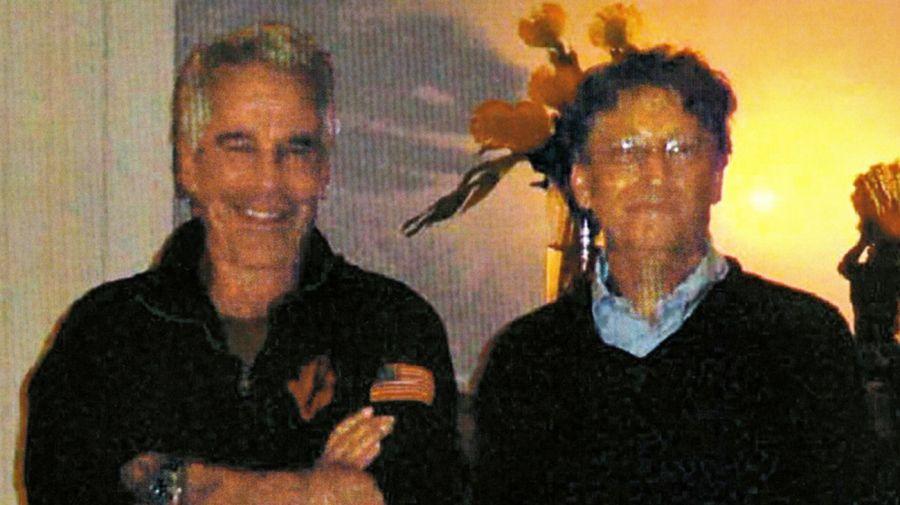 Jeffrey Epstein, uno de los factores decisivos en la separación de Bill y  Melinda Gates | Perfil