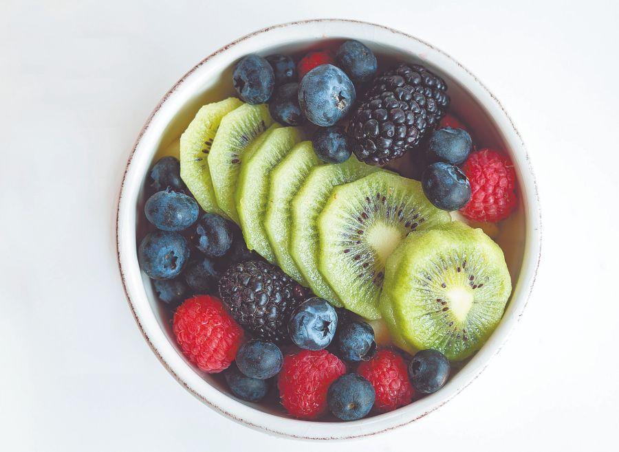 El kiwi se puede aderezar con canela o con jengibre, azúcar y ralladura de naranja. Ideal con quesos.
