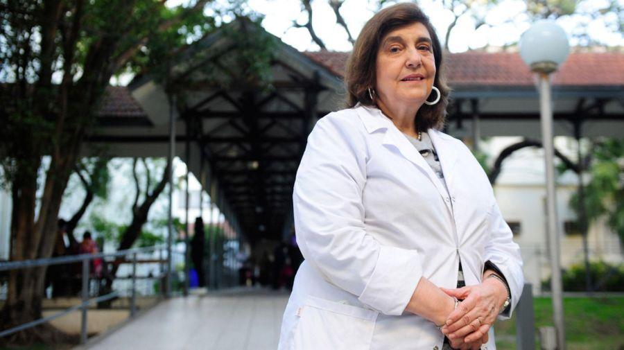 infectologa Angela Gentile 20210511