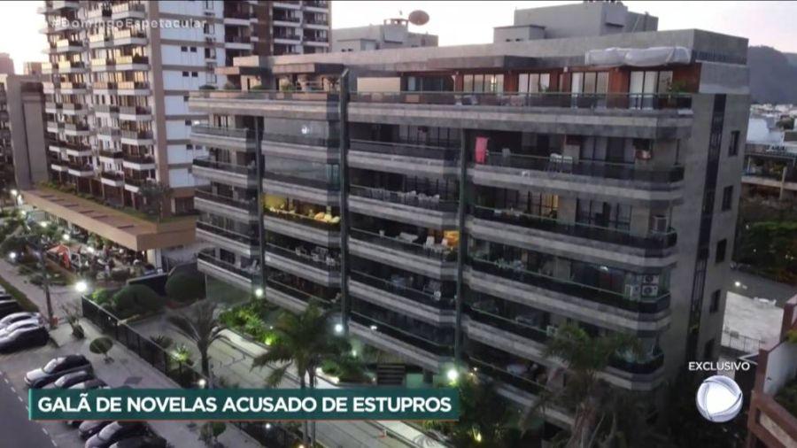 La nueva vida de Juan Darthés: así el millonario departamento que tiene en Brasil
