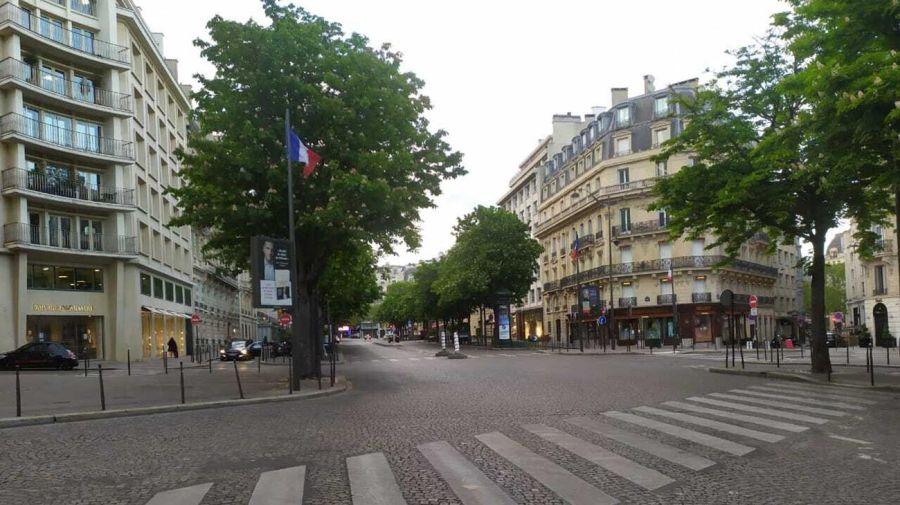 Paris en cuarentena 20210511