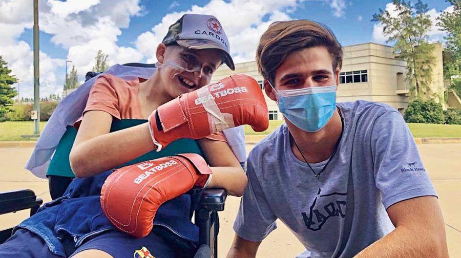 PEDRo HEGUY: milagrosa recuperacion