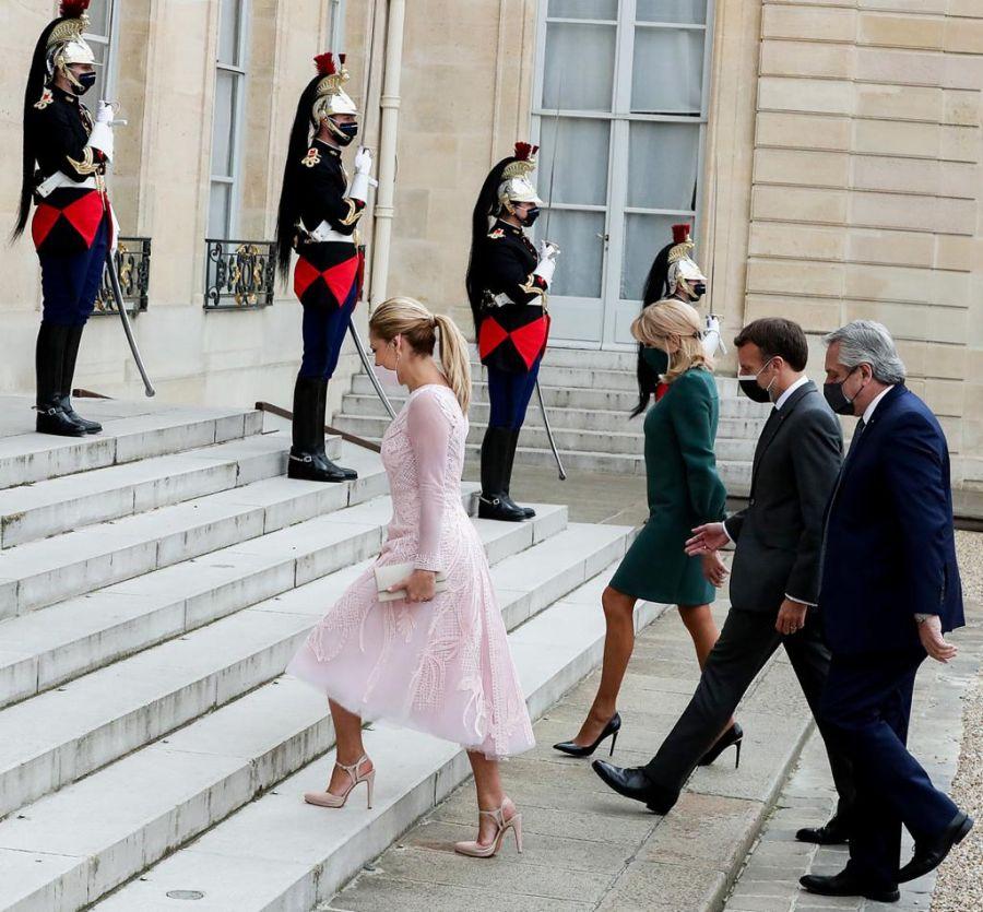 Fabiola Yañez vs. Brigitte Macron: el duelo que posicionó a la moda argentina junto a la francesa