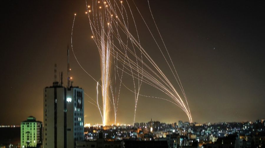 Misiles Hamás Tel Aviv