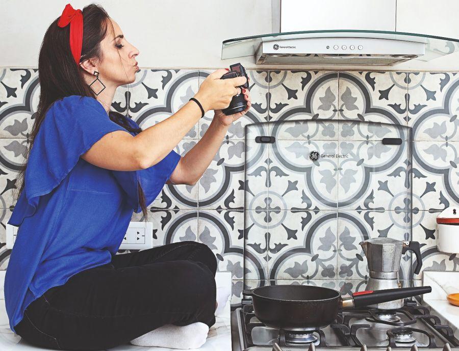 Youtuber de cocina