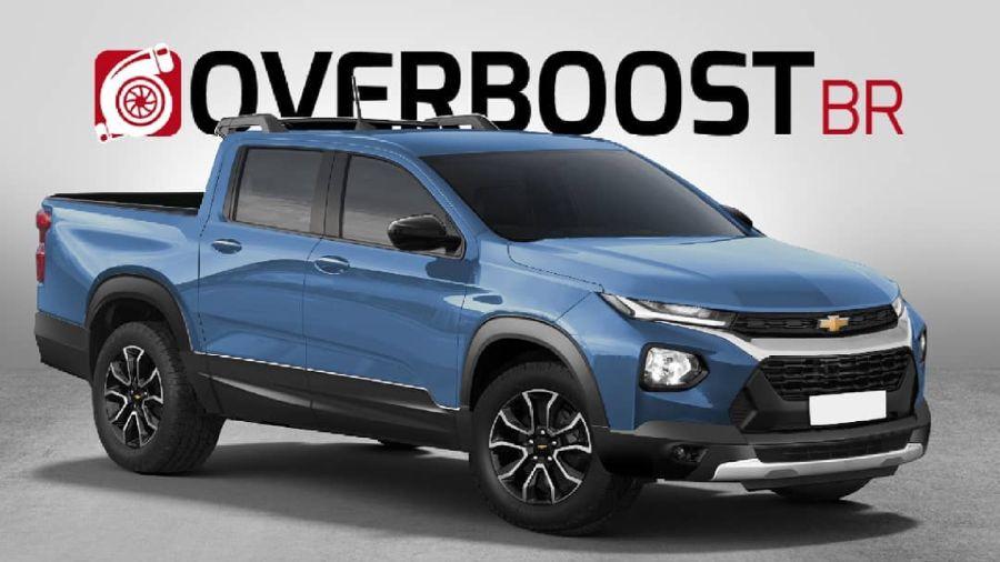 Chevrolet pick-up compacta
