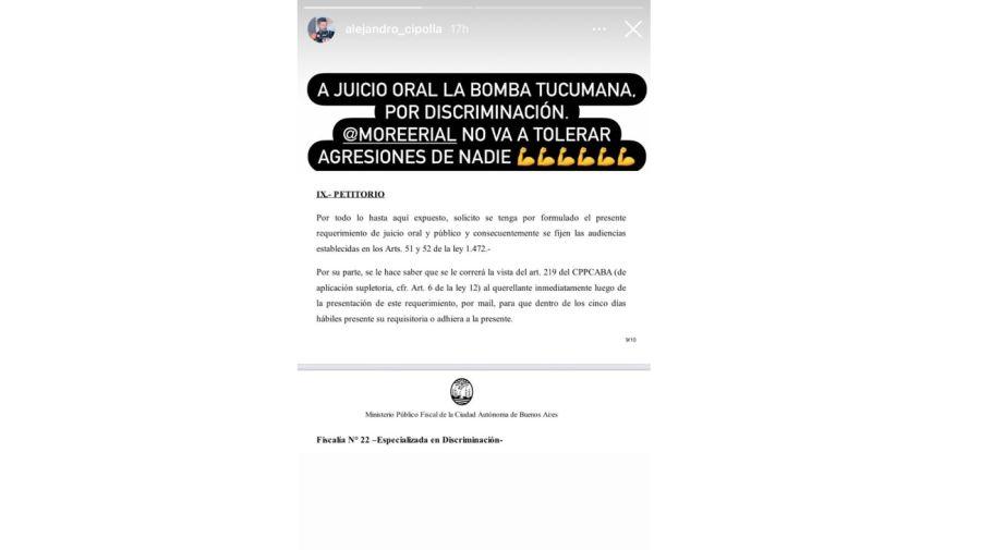 Historia Alejandro Cipolla 0513