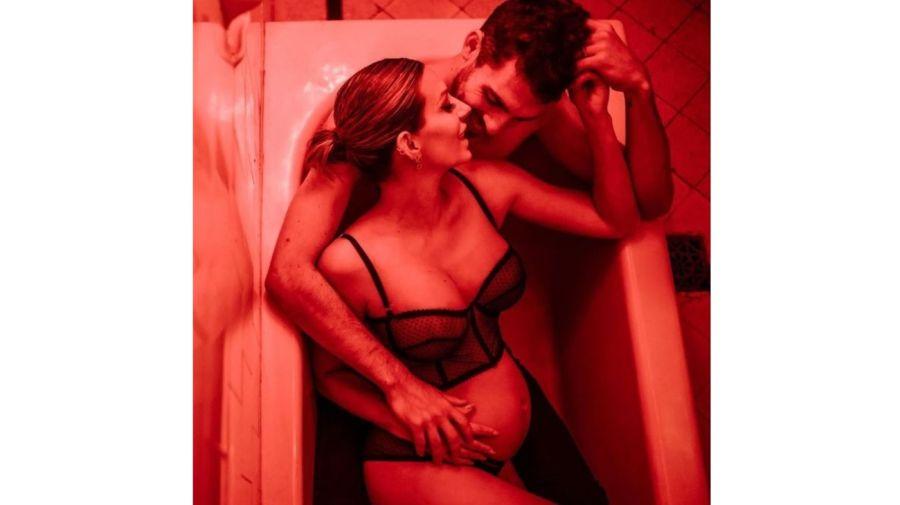 Ramiro Arias y Noelia Marzol hot