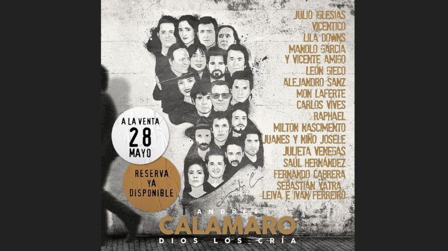 Andres Calamaro-Dios los cria