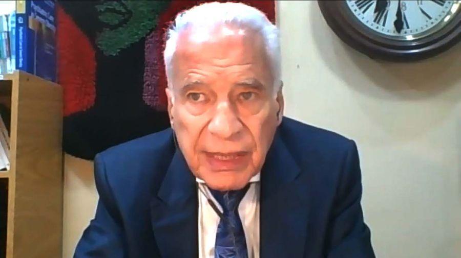 Alberto Cormillot, en la entrevista con Jorge Fontevecchia.