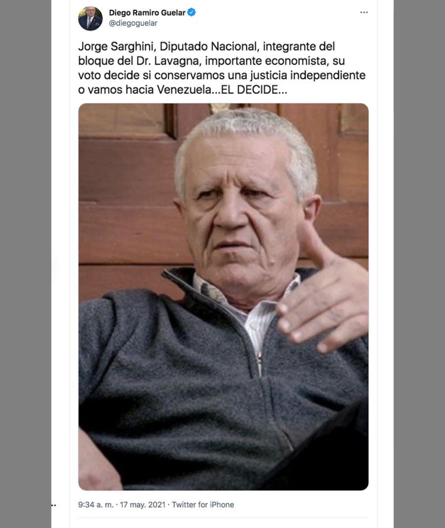 Diego Guelar 20210517