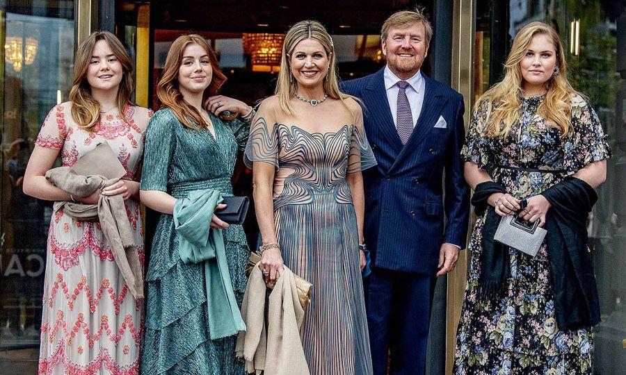 Máxima cumple 50: El original vestido que celebra sus looks más icónicos