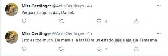 Fuerte acusación contra Daniel Osvaldo: