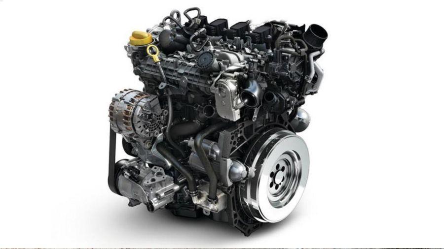 Renault 1.3 turbo motor