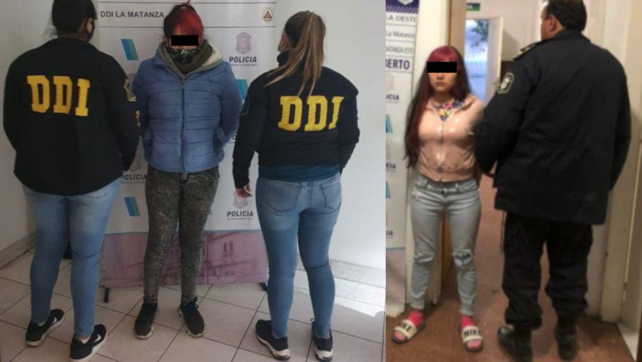 2021 05 19 Detenidas Mujeres Crimen Adrian Muñoz
