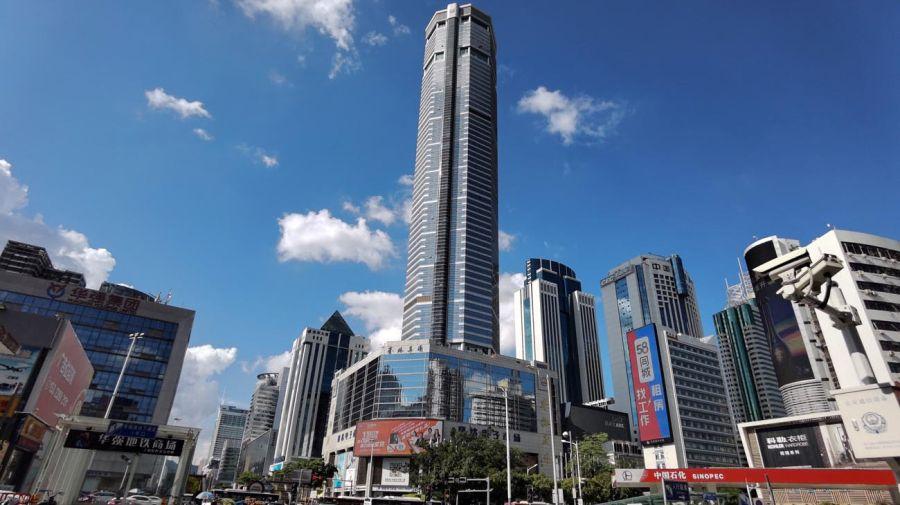 Edificio SEG ubicado en Shenzhen 20210519