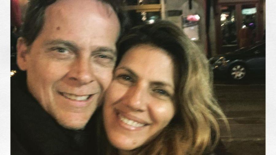 Matias Martin y Natalia Graciano