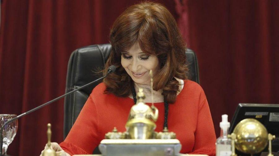 Cristina Kirchner 20210520