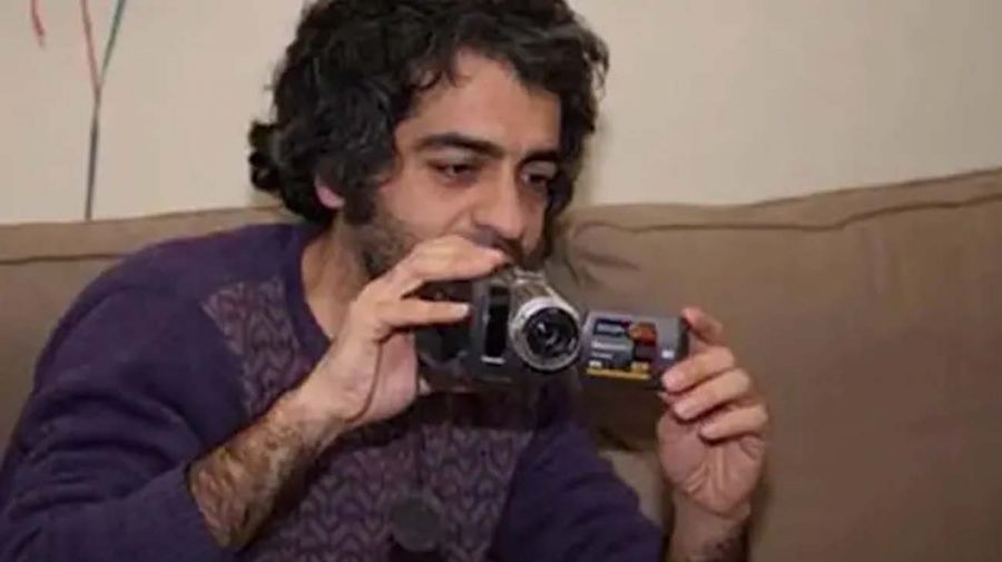 Director cinematográfico iraní Babak Khorramdin-20210520