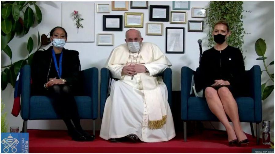 fabiola papa francisco 20052021