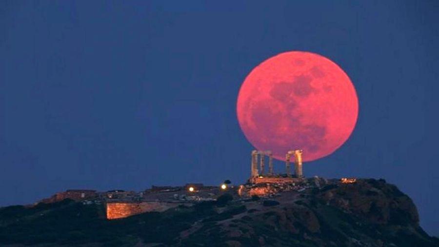 Luna de Sangre y Superluna de Flores, los fenómenos astronómicos que se vienen