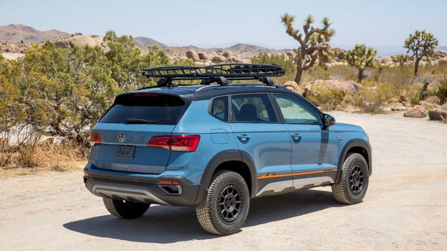 Volkswagen Taos Basecamp