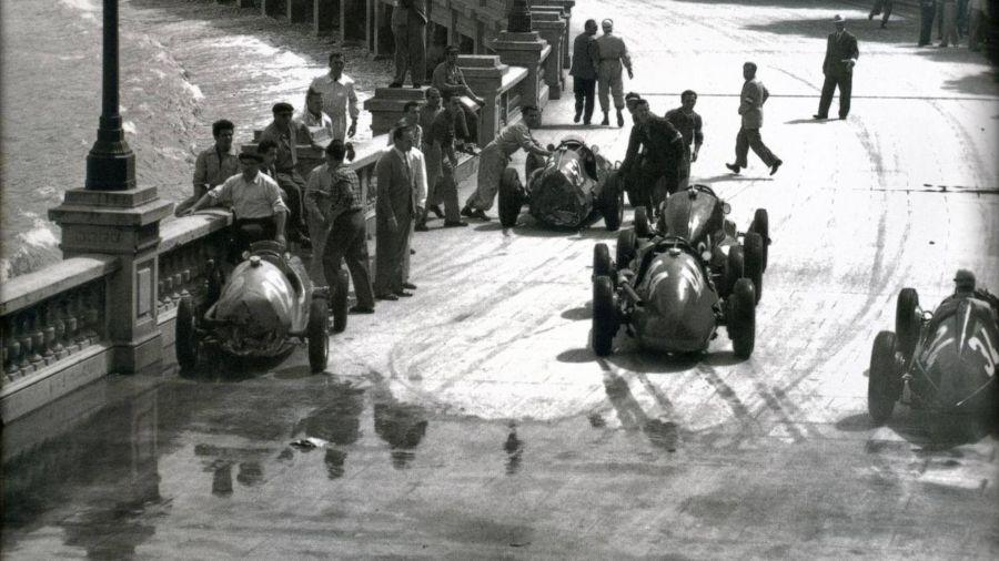 Gran Premio de Mónaco 1950