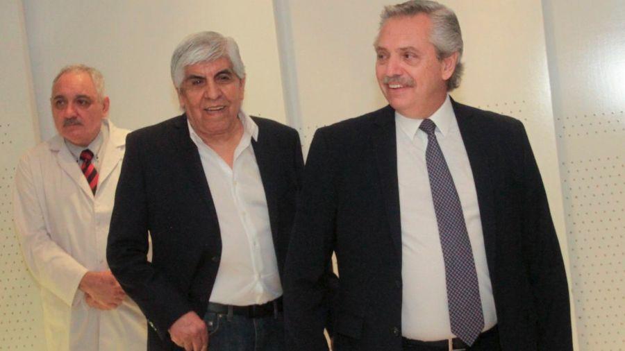 Moyano Alberto Fernández