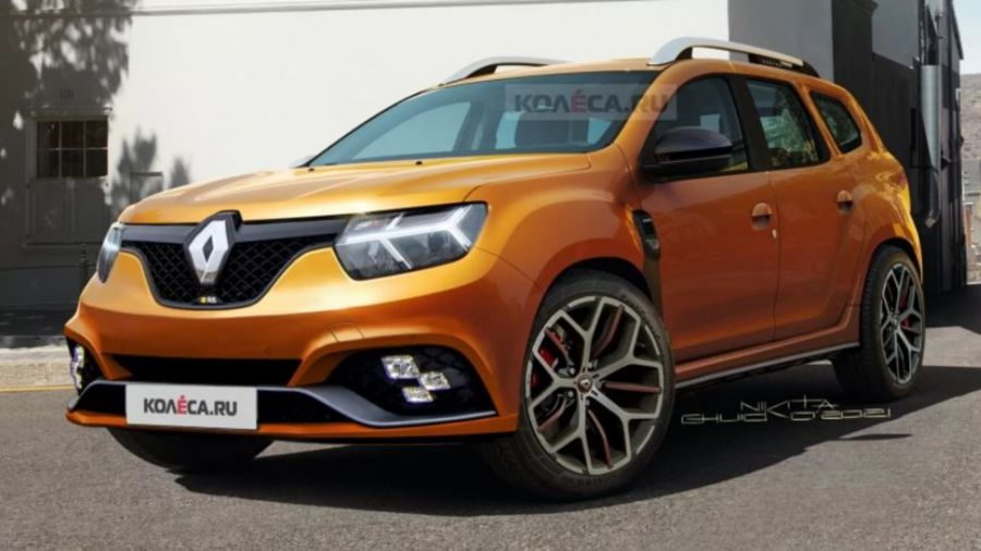 Renault Duster RS