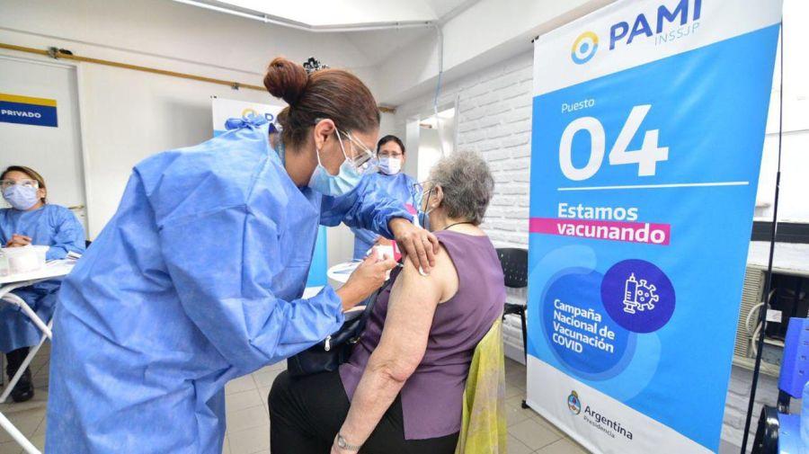 Vacunación nacional Covid-19 20210521