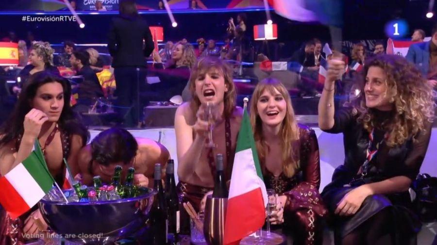 polemica cantante itaiano eurovision