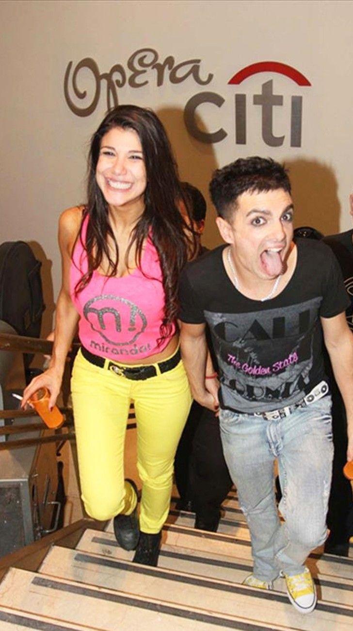 Ale Sergi recordó la intensa relación que tuvo con Andrea Rincón.