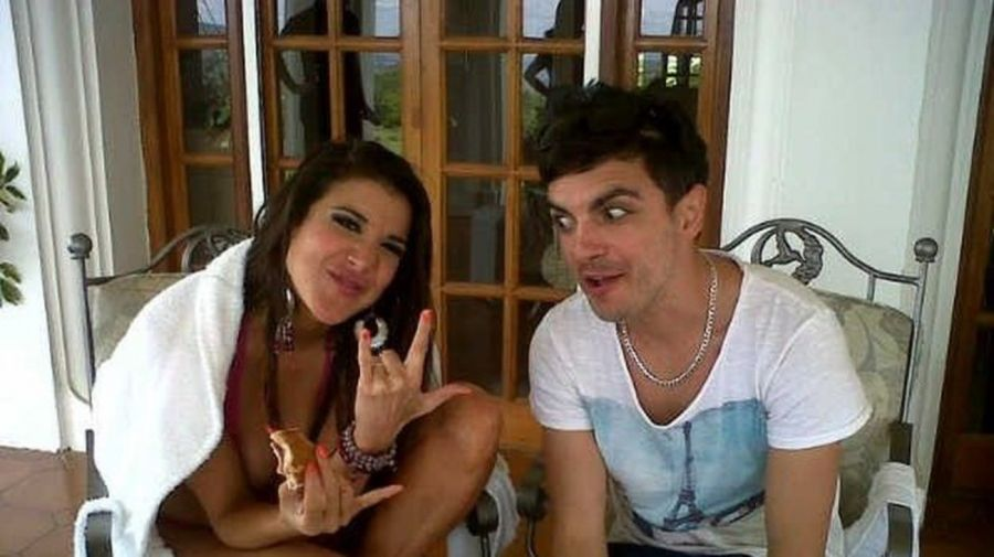 Andrea Rincon y Ale Sergi