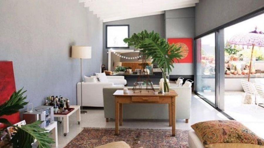 Los detalles de las modernas casas que construye el novio arquitecto de Juana Viale