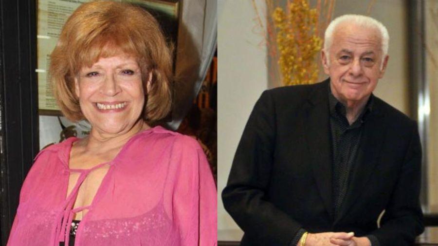 Maria Rosa Fugazot y Gerardo Sofovich 0525