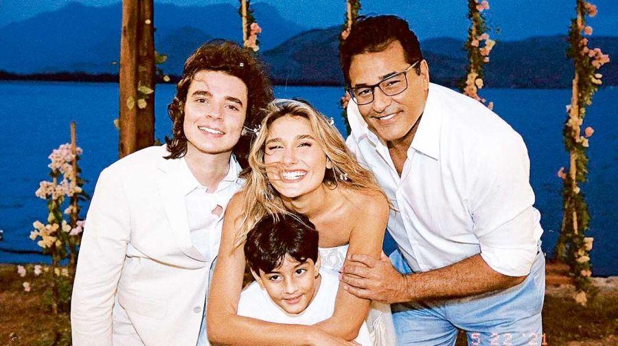 SASHA MENEGHEL, la hija de Xuxa DIO EL 'SI'